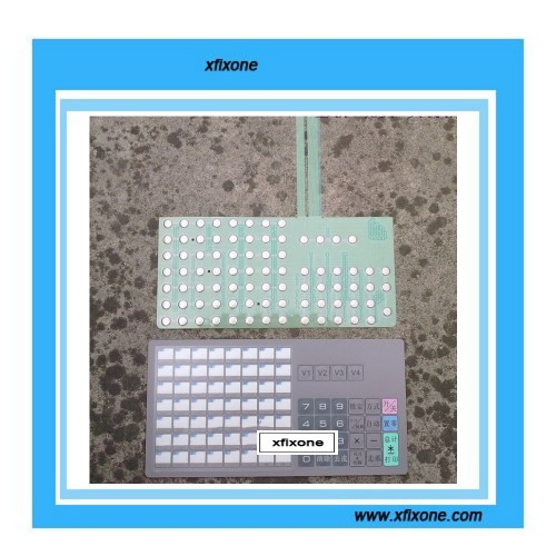 Digi SM-80PCS SM-90PCS Keyboard and Keyboard Membrane