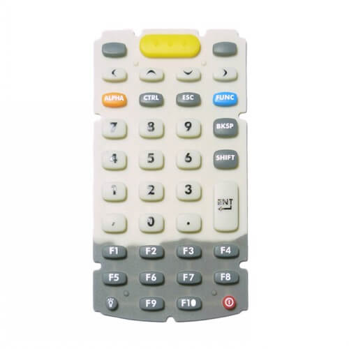 symbol mc3000 mc3070 mc3090 mc3190 keypad 38-key