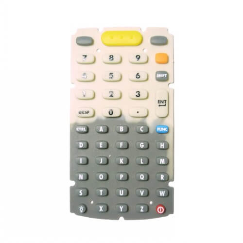 symbol mc3000 mc3070 mc3090 mc3190 keypad 48-key